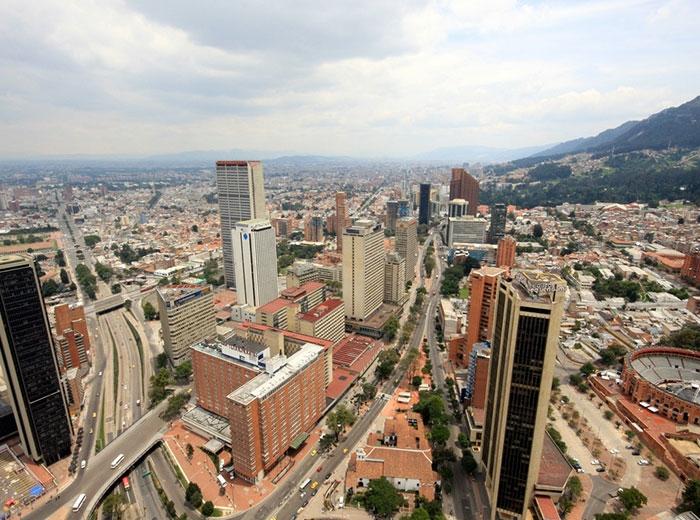 Bogot oficinas en colombia for Oficinas bimbo bogota
